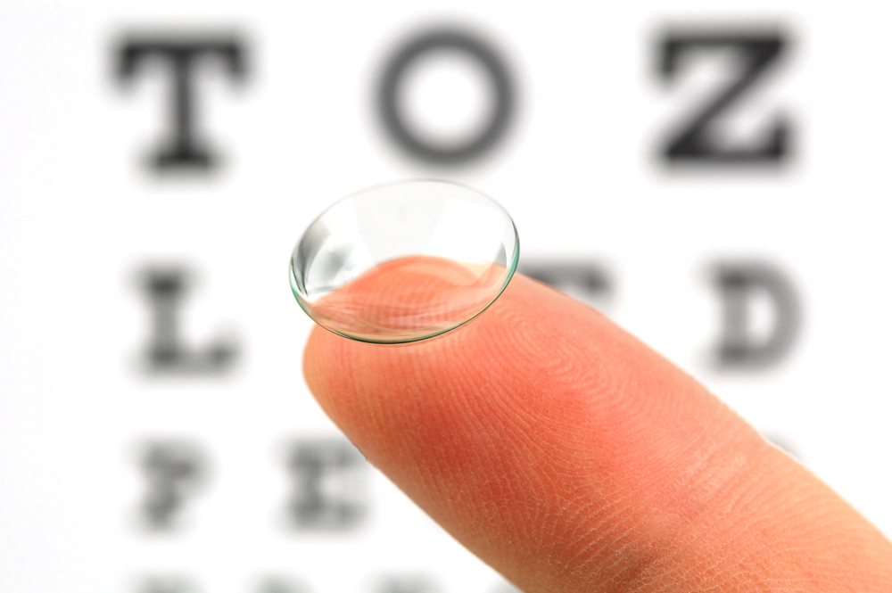Contact Lenses from our optometrist at foster vision